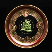 供盤 供盤供果盤供奉家用佛前蓮花果碟供碟招財供盤水果盤供佛用品 萬寶屋