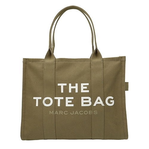 Marc Jacobs Traveler 大款帆布手提旅行托特包 石灰綠 M0016156-372