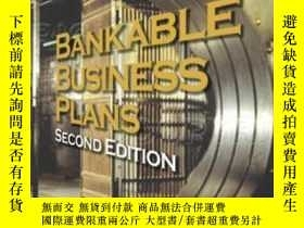 二手書博民逛書店Bankable罕見Business PlansY364682 Edward G. Rogoff Rowhou