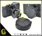 ES數位 專業級Samsung NX MINI 9-27mm 專用三片式 自動 鏡頭蓋 賓士蓋
