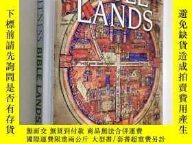 二手書博民逛書店英文原版罕見DK Eyewitness Books: Bible Lands DK目擊者百科:聖經之地Y343