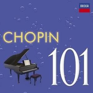 蕭邦名曲101 CD 6片裝 Chopin 101 柯西斯 圓舞曲 阿勞 前奏曲 馬