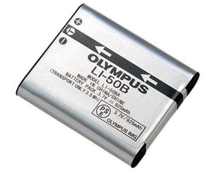 【全新 裸裝 】Olympus LI-50B 原廠鋰電池
