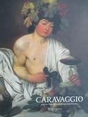 【書寶二手書T4/藝術_JQ8】Caravaggio展_日伊國交樹立150周年紀念