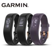 Garmin vivosmart 3 智慧健身心率手環-都市藍(小)都市藍(小)