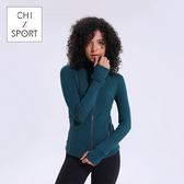 塑腰保暖套指運動外套(CST18059)【Chi sport】