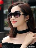 墨鏡太陽鏡女士防紫外線2020新款偏光墨鏡韓版潮圓臉大臉顯瘦眼鏡ins榮耀 新品