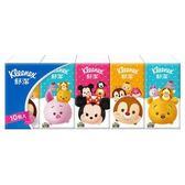 舒潔 紙手帕-迪士尼版 10抽 (10包)/袋 隨機【康鄰超市】