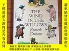 二手書博民逛書店柳林風聲the罕見wind in the willowsY470938