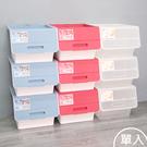 聯府鄉村直取式整理箱40L衣物收納箱玩具...