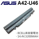 ASUS 8芯 日系電芯 A42-U46 電池 U46E U46E-RAL5 U46E-RAL7 U46E-RAL U46E-XH51 U46E-XS51