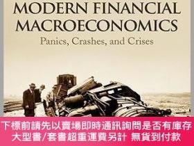 二手書博民逛書店預訂Modern罕見Financial Macroeconomics - Panics, Crashes,And