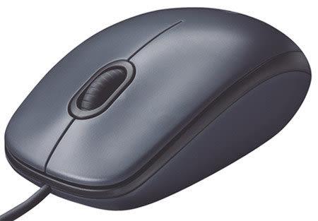 【限時24期零利率】 Logitech 羅技 M90 USB有線滑鼠