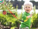 【LB0005】SOZZY兒童防走失 兒童安全 手腕
