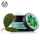 THE BODY SHOP富士山綠茶淨化頭皮去角質洗髮霜(240ML)百貨專櫃正貨1472241