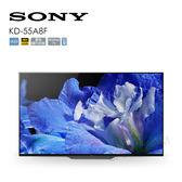 【新竹勝豐群音響】SONY KD-55A8F 4K HDR 超極真影像處理器 X1 進階版 OLED 800 萬自發光精準控光像素