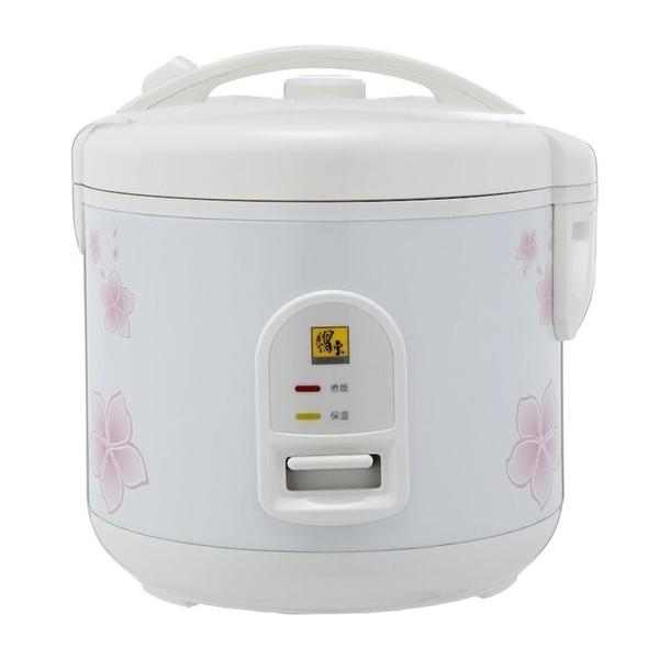 淘禮網 ※加贈#316不鏽鋼三件式餐具組 RCO-1350-D 鍋寶10人份電子鍋