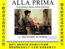 二手書博民逛書店Alla罕見PrimaY364682 Richard Schmid Stove Prairie Press
