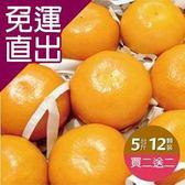 杰氏優果. 茂谷柑平箱禮盒(27號)(12顆裝/約5台斤)★買二送二★【免運直出】