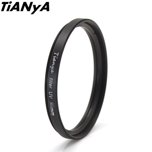 我愛買#Tianya無鍍膜非薄框58mm保護鏡58mm濾鏡uv濾鏡uv保護鏡率鏡,非Kenko Pro 1D MARUMI DHG HOYA HMC B+W