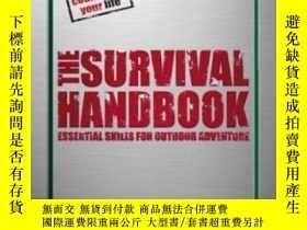 二手書博民逛書店The罕見Survival HandbookY255562 Colin Towell Dk Publishin