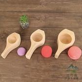 木質冰皮月餅模具立體綠豆糕點心包子青團饅頭模具【步行者戶外生活館】
