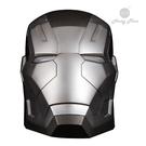 《新竹推薦音響店》漫威英雄系列 ╮鋼鐵人戰爭機器Mark3頭盔 1:1藍牙喇叭