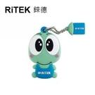 【RiTEK錸德】 TOPY造型 16GB 隨身碟 USB2.0 /個 (顏色隨機出貨)