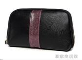 女包手拿包2018新款大容量手包女士小包包牛皮手抓包百休閒·享家生活館