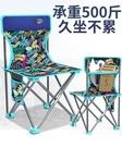 戶外折疊椅子便攜式凳子靠背椅美術寫生家用小馬扎釣魚椅考研板凳 童趣屋