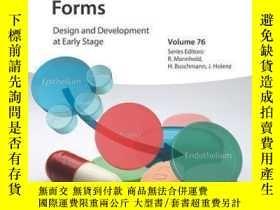 二手書博民逛書店Innovative罕見Dosage Forms: Design and Development at Early