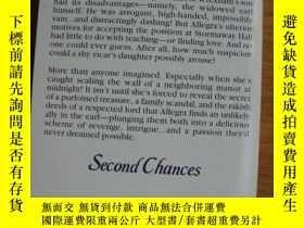 二手書博民逛書店Second罕見Chances (Rignet Regency