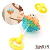 兒童洗澡玩具戲水旋轉噴水八爪魚花灑沙灘玩具-321寶貝屋