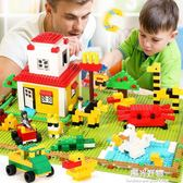 兒童積木兼容legao積木玩具6-7-8-10周歲拼裝3-5兒童益智男孩女孩開發智力 igo一週年慶 全館免運特惠