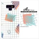 客製化 Note9手機殼 多型號製作 藍粉線條插畫