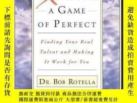 二手書博民逛書店Life罕見is Not a Game of Perfect: Finding Your Real Talent
