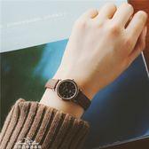 韓國時尚潮流簡約森女款手錶韓版女學生復古小巧迷你皮帶「夢娜麗莎精品館」