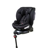 【預購-12月中後】Osann oreo360° i-size isofix 0-12歲360度旋轉多功能汽車座椅-曜石黑(送 maxi汽座保護墊)