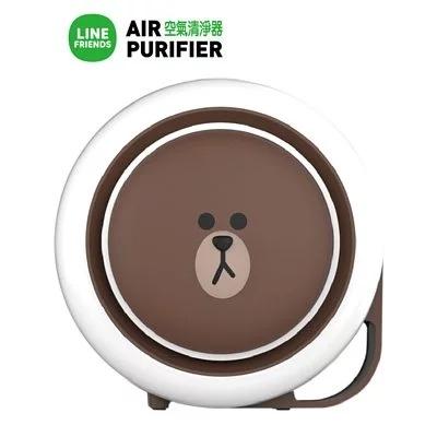【快速出貨】LINEFRIENDS 熊大空氣清淨機(小漢堡) HB-R1BF2025L