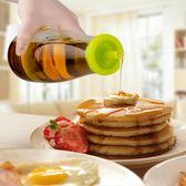 防漏玻璃油壺油瓶家用大容量透明調味瓶廚房用品醬油瓶創意 【快速出貨八折免運】