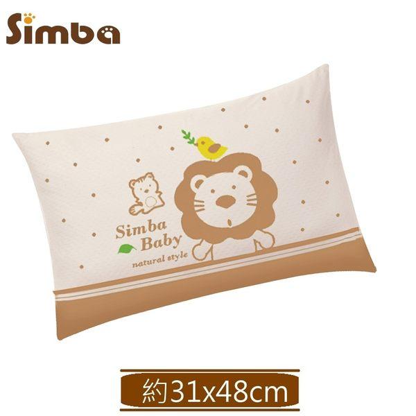 小獅王辛巴-有機棉兒童枕 大樹