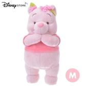 日本限定 迪士尼商店 Disney Store 小熊維尼 櫻花維尼 櫻花版 玩偶娃娃 M號 29.5CM