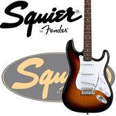 【非凡樂器】Squier Bullet SSS 電吉他原廠公司貨/全配件/漸層色【Bullet Strat By Fender系列】