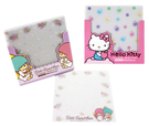 【卡漫城】 抽取式 便條紙 任兩包 ㊣版 雙子星 Hello Kitty Kikilala Twin Stars 描圖紙