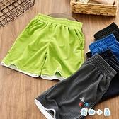 男童速干短褲夏季運動五分褲薄款中大童外穿【奇趣小屋】
