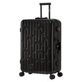 【CENTURION百夫長】鋁框款26吋A_arn斯德哥爾摩黑行李箱