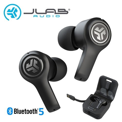 【JLab Audio】JBuds Air Executive 真無線藍牙耳機