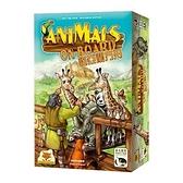 『高雄龐奇桌遊』 諾亞鬧方舟 ANIMALS ON BOARD 繁體中文版 正版桌上遊戲專賣店