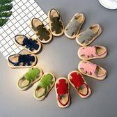 【618好康鉅惠】夏季韓版學步鞋子小嬰兒女0-1一2-3歲男