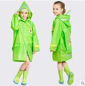 新品-雨衣兒童雨衣幼兒園小學生小孩雨衣防水大童雨披男女童大帽檐寶寶雨衣 【免運】